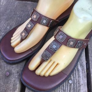 Women's MINNETONKA EMBELLISHED Sandals